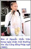 Nguyễn Khắc viện - Nhà Bác Học lỗi lạc, một con người giàu nghị lực